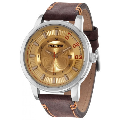 POLICE SUNSET 52 MM MEN'S WATCH PL.14375JS/07