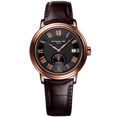 RAYMOND WEIL MAESTRO AUTOMATIC 39MM MEN'S WATCH  2838-PC5-00209