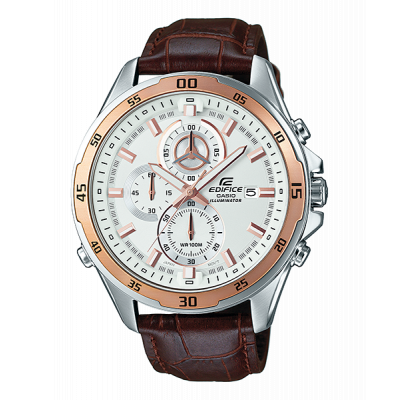 CASIO EDIFICE CHRONOGRAPH   EFR-547L-7AV