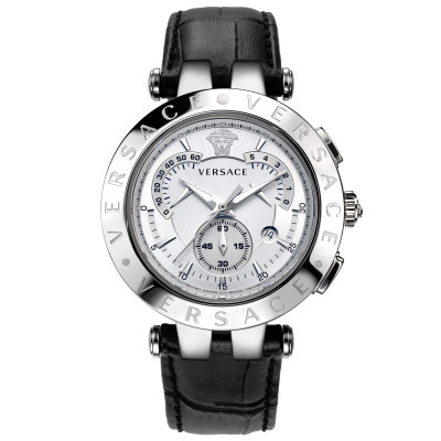 VERSACE V-RACE 45MM MEN'S WATCH 23C99D002 S009