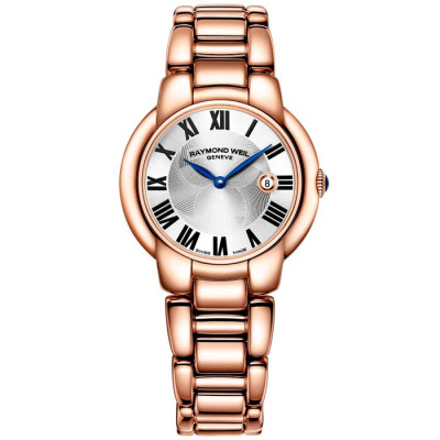 RAYMOND WEIL JASMINE QUARTZ 35MM LADIES WATCH 5235-P5-01659