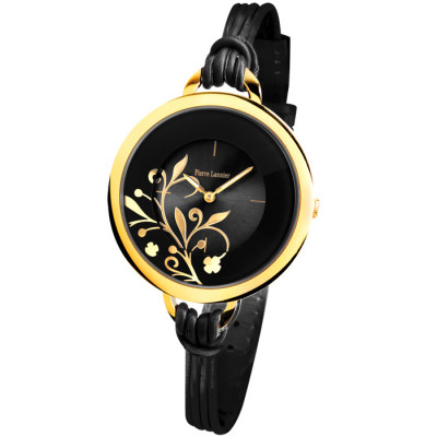 PIERRE LANNIER FLOWERS 36 MM LADY'S WATCH 133J533