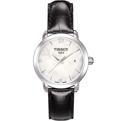 TISSOT EVERYTIME 28 MM LADY'S WATCH     T057.210.16.117.01