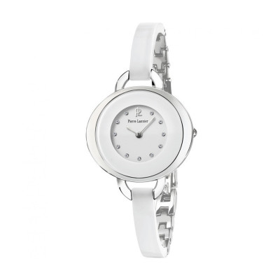 PIERRE LANNIER ELEGANCE CERAMIC 30MM LADY'S WATCH 082H600