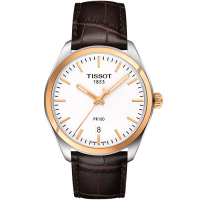 TISSOT PR 100 QUARTZ 39MM MEN'S WATCH T101.410.26.031.00