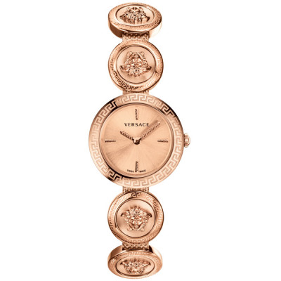 VERSACE MEDUSA STUD ICON 28MM LADIES WATCH VERF009 18