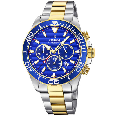 FESTINA PRESTIGE 44MM MEN`S WATCH F20363/2