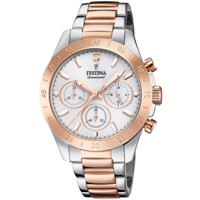 FESTINA BOYFRIEND 39MM LADIES WATCH F20398/1