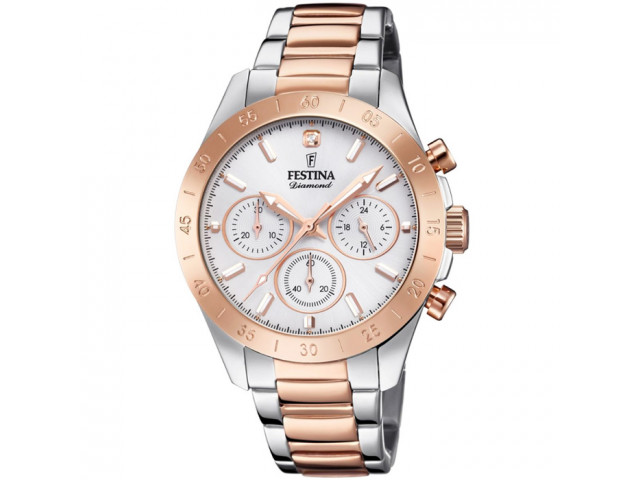FESTINA BOYFRIEND 39MM LADIES` WATCH F20398/1