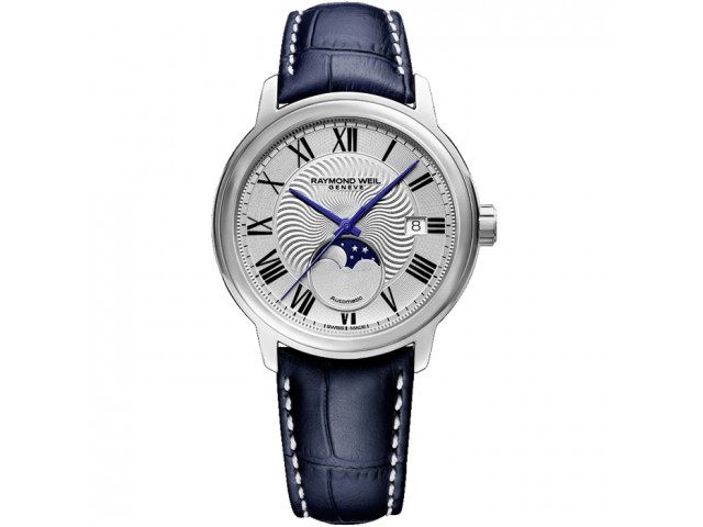 RAYMOND WEIL MAESTRO AUTOMATIC 40MM MEN'S WATCH 2239-STC-00659
