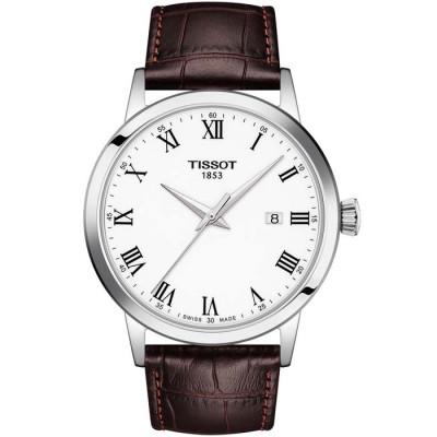 TISSOT CLASSIC DREAM 42MM MEN'S WATCH T129.410.16.013.00