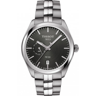 TISSOT PR 100 39MM MENS WATCH T101.452.11.061.00