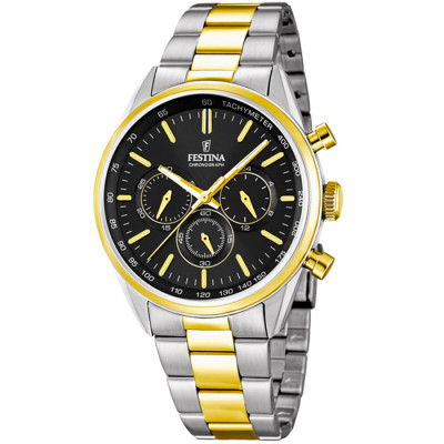 FESTINA CHRONOGRAPH 43.5MM MEN`S WATCH F16821/4
