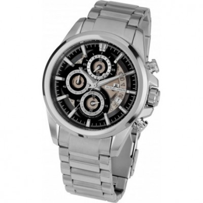 JACQUES LEMANS CLASSIC 46MM MEN`S 1-1847E
