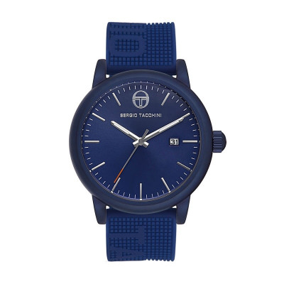 SERGIO TACCHINI CITY 45 MM MEN`S WATCH ST.5.168.02