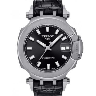 TISSOT T-RACE SWISMATIC 48.8MM MEN'S WATCH T115.407.17.051.00