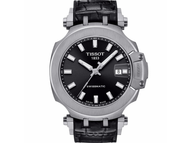 TISSOT T-RACE SWISMATIC 48.8MM MEN'S WATCH T115.407.17.051.00