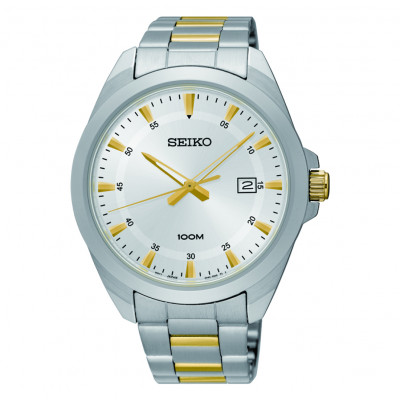 SEIKO CLASSIC 43MM MEN'S WATCH SUR211P1