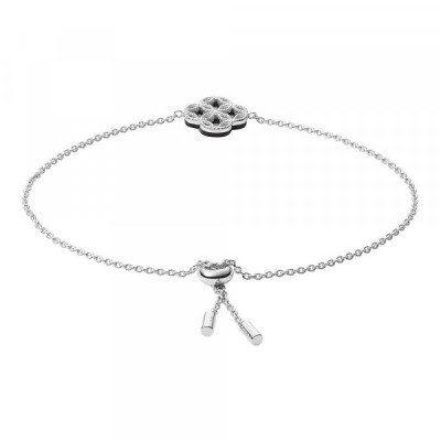 FOSSIL ДАМСКА ГРИВНА STERLING JFS00526040