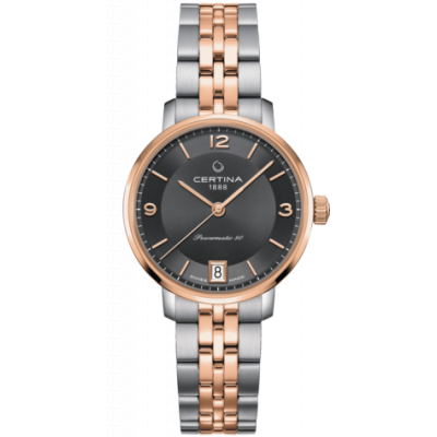 CERTINA DS CAIMANO LADY POWERMATIC 80 31MM LADY'S WATCH C035.207.22.087.01