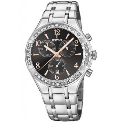 FESTINA CHRONOGRAPH 38MM LADIES WATCH F20392/4