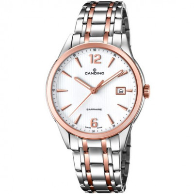 CANDINO TIMELESS  40MM  MEN'S WATCH C4616/2