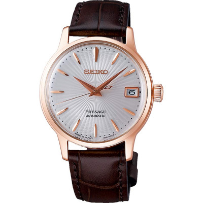 SEIKO PRESAGE AUTOMATIC 34MM LADIES WATCH SRP852J1