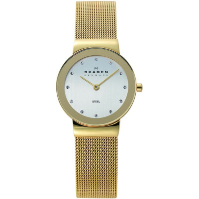 SKAGEN FREJA 26MM LADIES WATCH 358SGGD