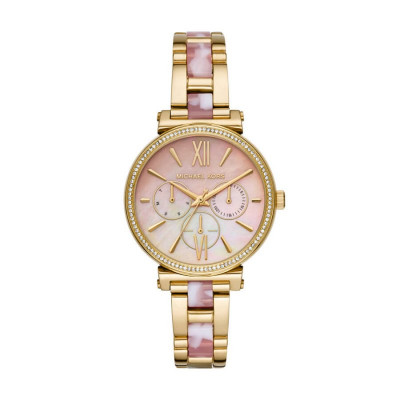 MICHAEL KORS SOFIE 36MM LADIES WATCH  MK4344
