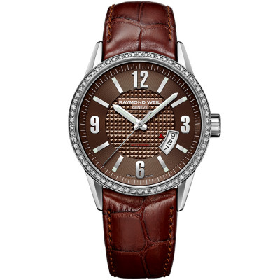 RAYMOND WEIL FREELANCER 42MM MEN'S WATCH  2730-SLS-05707