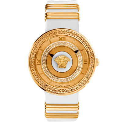 VERSACE V-METAL ICON 40MM LADIES  WATCH   VLC04 0014