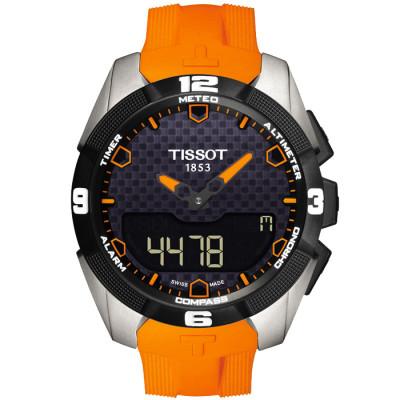 TISSOT T-TOUCH EXPERT SOLAR  45MM MEN'S WATCH T091.420.47.051.01