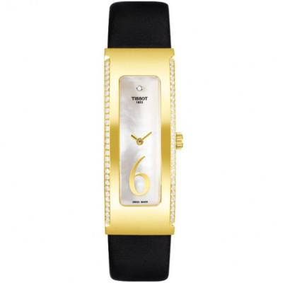 TISSOT T-GOLD NUBYA 18x47MM LADIES WATCH  T901.309.18.102.00
