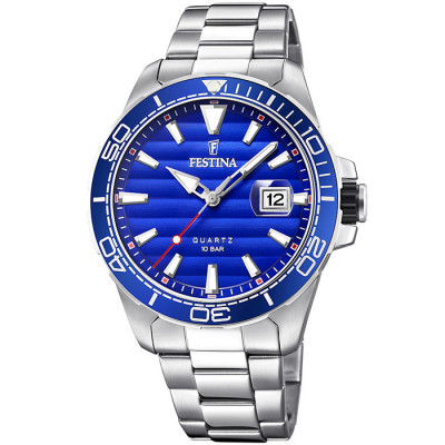 FESTINA PRESTIGE 44MM MEN`S WATCH F20360/1