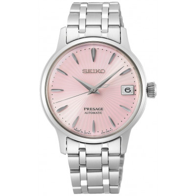 SEIKO PRESAGE AUTOMATIC 34MM LADIES WATCH SRP839J1