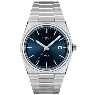 TISSOT T-CLASSIC PRX 40MM MEN'S WATCH  T137.410.11.041.00