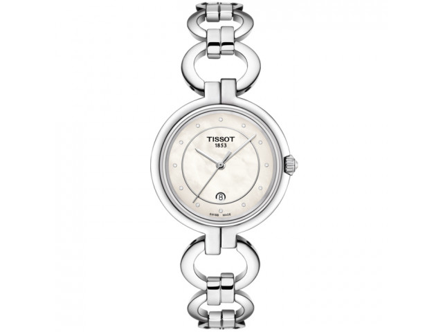 TISSOT FLAMINGO 30MM LADIES WATCH T094.210.11.116.00