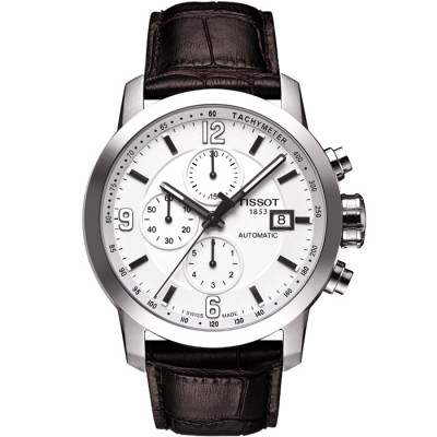 TISSOT PRC 200 CHRONOGRAPH AUTOMATIC 44MM MEN'S WATCH T055.427.16.017.00