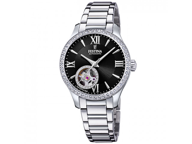 FESTINA AUTOMATIC 33.5MM LADIES` WATCH F20485/2