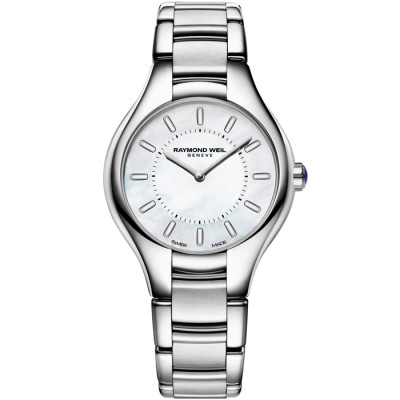 RAYMOND WEIL NOEMIA QUARTZ 32MM LADIES WATCH 5132-ST-97001