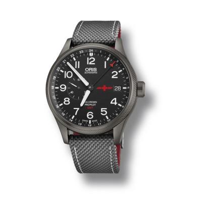 ORIS REGA GMT LE AUTOMATIC 45MM MEN'S WATCH 748 7710 4284-SET