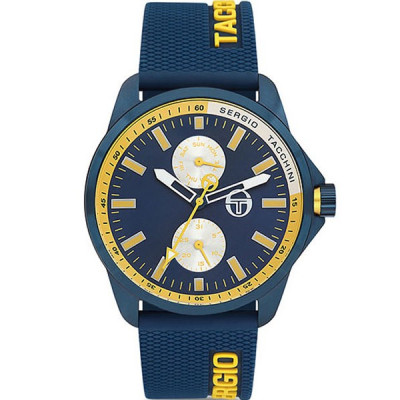 SERGIO TACCHINI STREAMLINE 46MM MEN`S WATCH ST.9.112.08