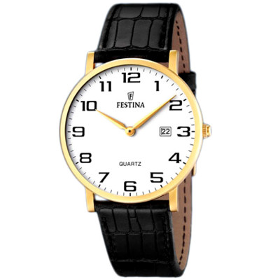 FESTINA ELEGANCE  40MM MEN`S WATCH F16478/1