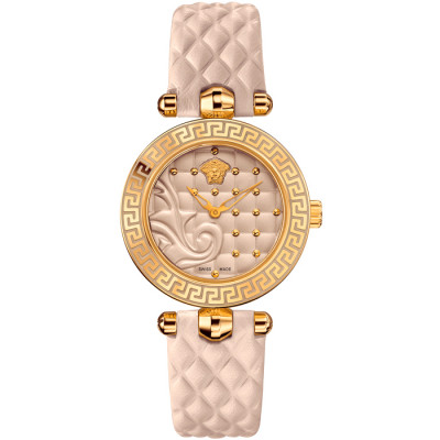 VERSACE MICRO VANITAS 30MM LADIES  WATCH VQM04 0015