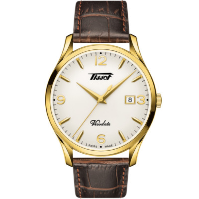 TISSOT HERITAGE VISODATE QUARTZ 40MM MEN'S WATCH T118.410.36.277.00