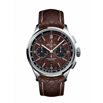 BREITLING PREMIER B01 CHRONOGRAPH 42MM BENTLEY CENTENARY LIMITED EDITION 1000PCS AB0118A1Q1X1