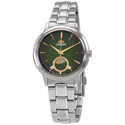 ORIENT SUN AND MOON 34MM LADIES WATCH RA-KB0005E