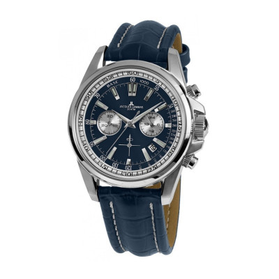 JACQUES LEMANS SPORT 44MM. MEN`S 1-1117.1VN