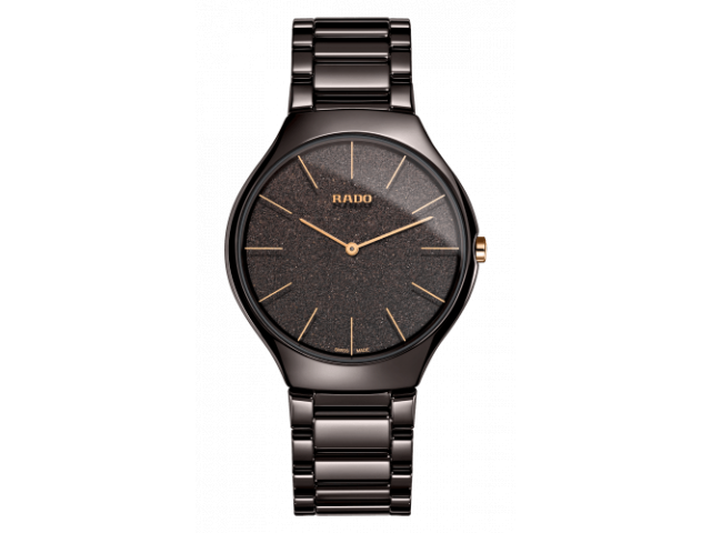 RADO TRUE THINLINE QUARTZ 39 MM LADY'S WATCH R27004302