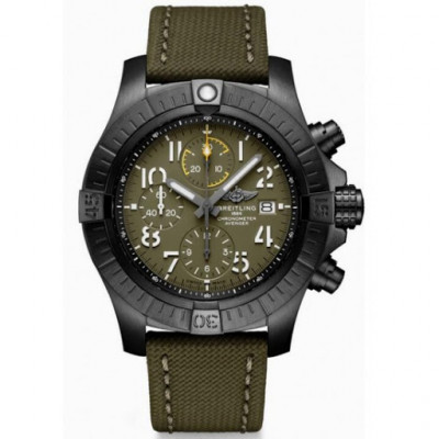 BREITLING  AVENGER CHRONOGRAPH 45 NIGHT MISSION MEN'S WATCH V13317101L1X1